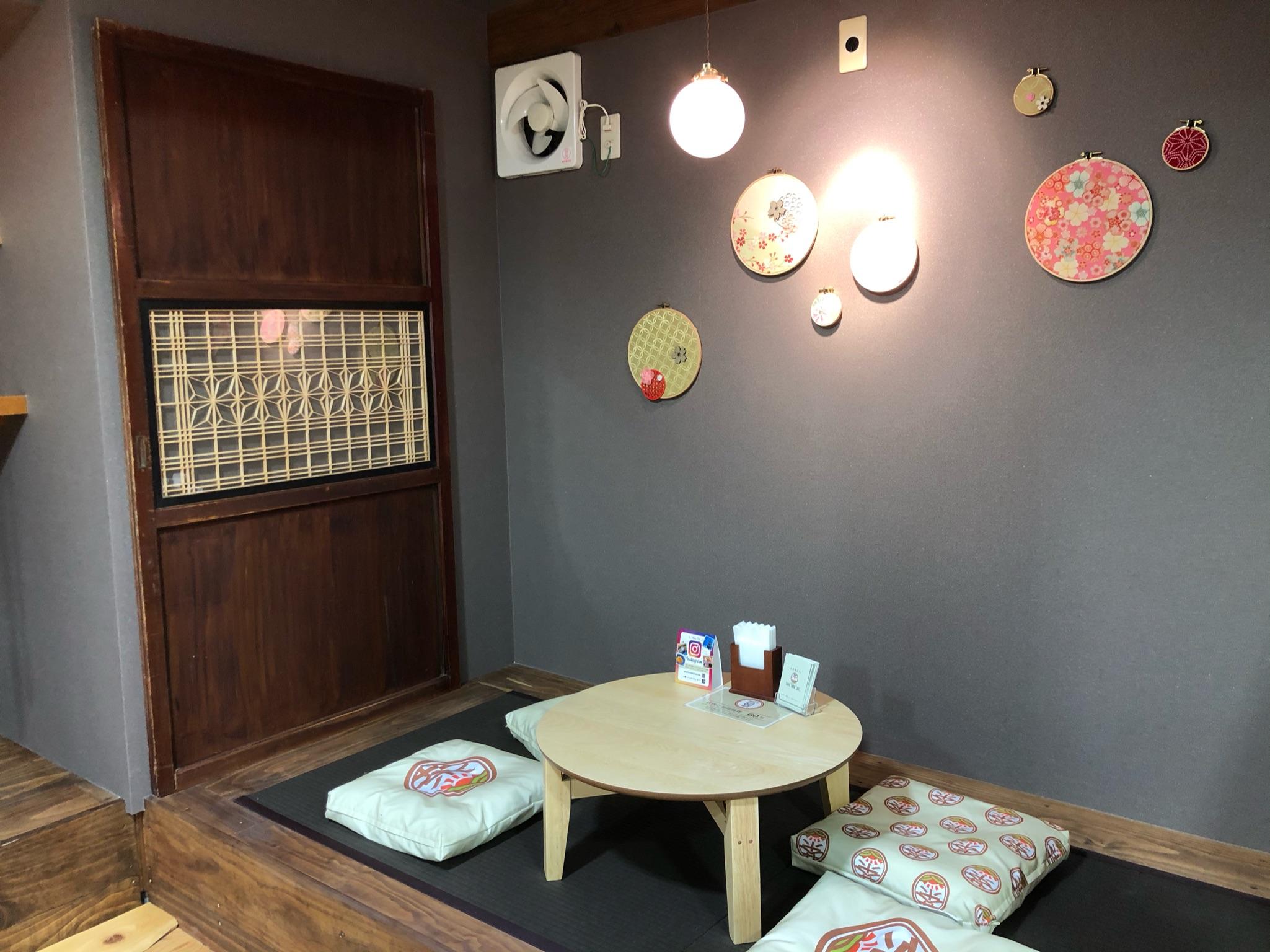 日本茶カフェ,OEM,店舗デザイン,店舗内装,オリジナル商品,和モダン和室